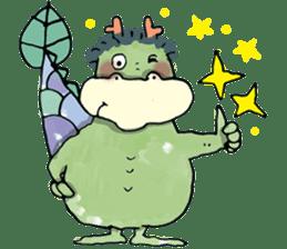 Rita-chan sticker #348546