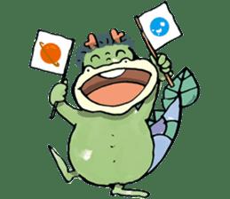 Rita-chan sticker #348553