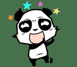 Sugoi panda sticker #348789