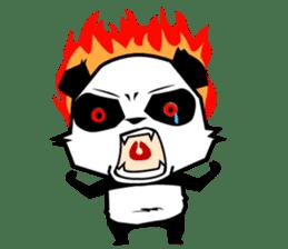 Sugoi panda sticker #348794