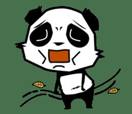 Sugoi panda sticker #348798