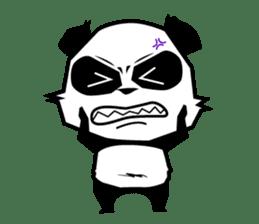 Sugoi panda sticker #348799