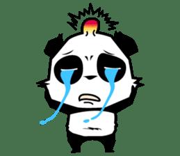 Sugoi panda sticker #348814
