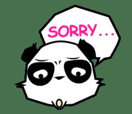 Sugoi panda sticker #348821