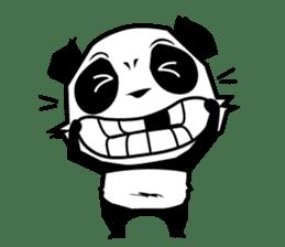 Sugoi panda sticker #348824