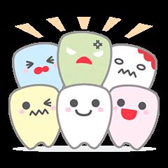 Dents-kun Family