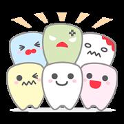 สติ๊กเกอร์ไลน์ Dents-kun Family