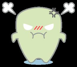 Dents-kun Family sticker #349070