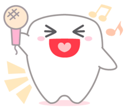Dents-kun Family sticker #349083