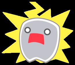Dents-kun Family sticker #349086