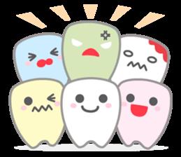 Dents-kun Family sticker #349094