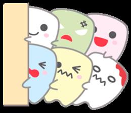 Dents-kun Family sticker #349102
