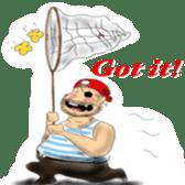 Pirate - A-Fu sticker #350655