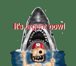 Pirate - A-Fu sticker #350659