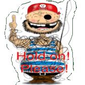 Pirate - A-Fu sticker #350661