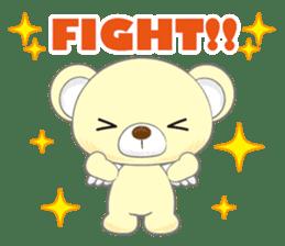 Sweetbear sticker #350752