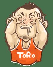 TORO CHAN sticker #350972