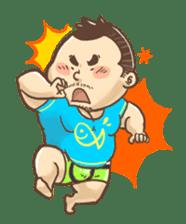 TORO CHAN sticker #350973