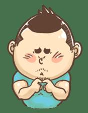 TORO CHAN sticker #350979