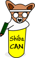 Shiba CAN and Tora CAN 4th (Eng) sticker #351165