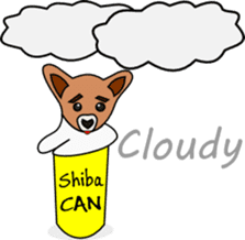 Shiba CAN and Tora CAN 4th (Eng) sticker #351181