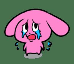 Nurunuru Usagi sticker #351240