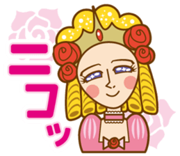 princess princess sticker #351267