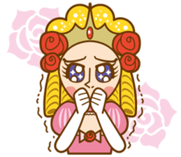 princess princess sticker #351287