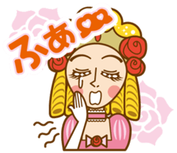 princess princess sticker #351293