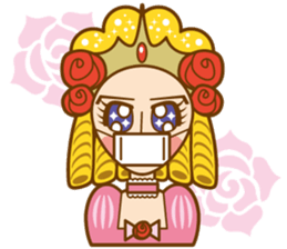 princess princess sticker #351298