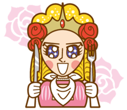 princess princess sticker #351302