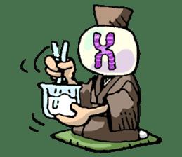 Alice in science sticker #351541