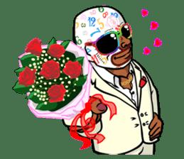 Love for Frank Miura sticker #351674