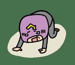 Masked businessman Sticker sticker #352045
