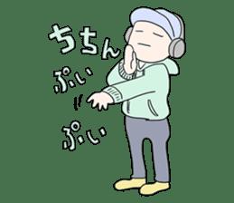 theater imasokari sticker #352216