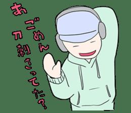 theater imasokari sticker #352217