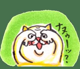 momo cat stamp sticker #352992