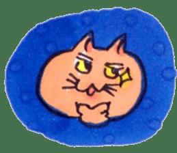 momo cat stamp sticker #353000