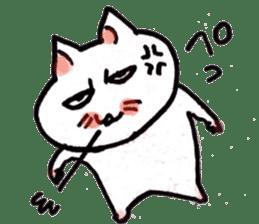 momo cat stamp sticker #353010