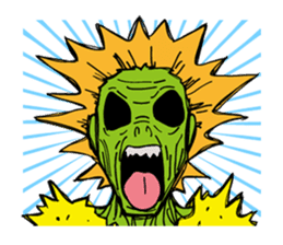 Stamp of the Dead sticker #353047