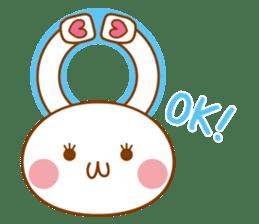 Sentaku Usagi sticker #353305
