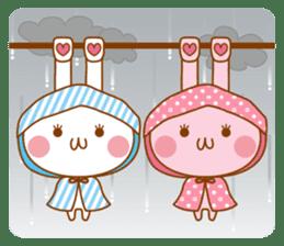 Sentaku Usagi sticker #353307