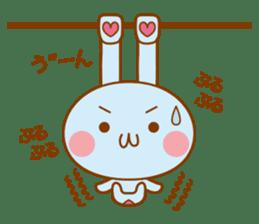 Sentaku Usagi sticker #353308