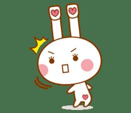 Sentaku Usagi sticker #353310