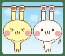 Sentaku Usagi sticker #353312