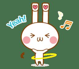 Sentaku Usagi sticker #353315
