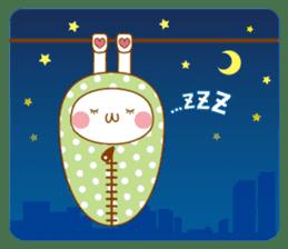 Sentaku Usagi sticker #353317