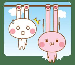 Sentaku Usagi sticker #353318