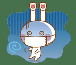 Sentaku Usagi sticker #353321