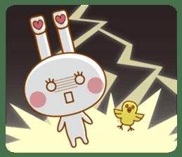 Sentaku Usagi sticker #353322